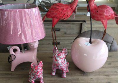 décoration rose